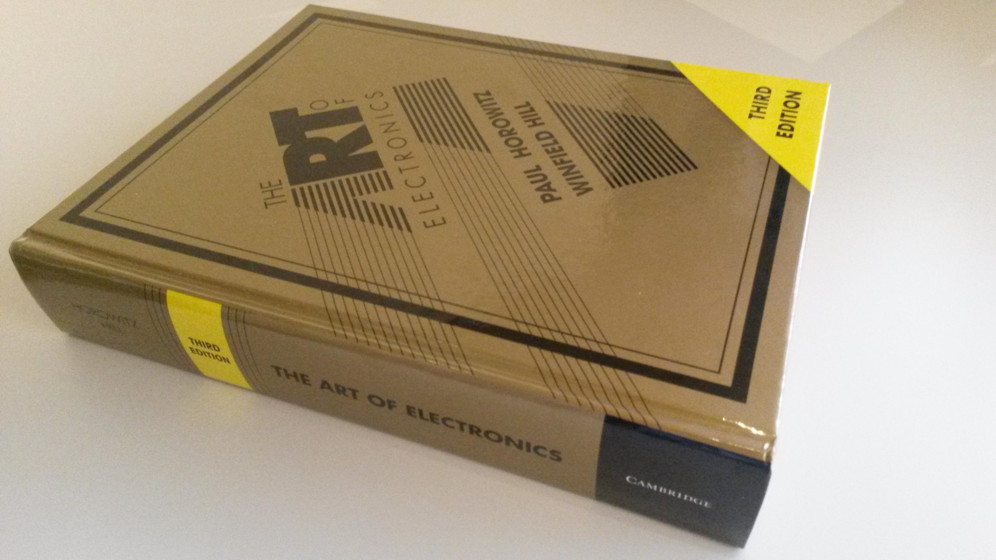 The Art of Electronics – Third Edition | soldernerd